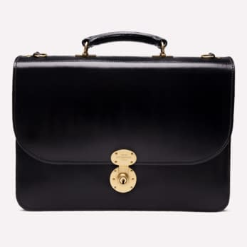 Metropolitan Victoria Satchel Ettinger London