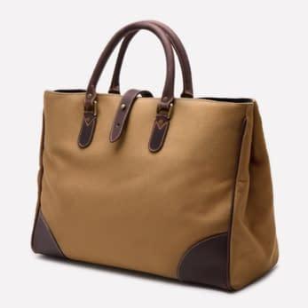 Pursuits Chelsea Leather Tote Ettinger London