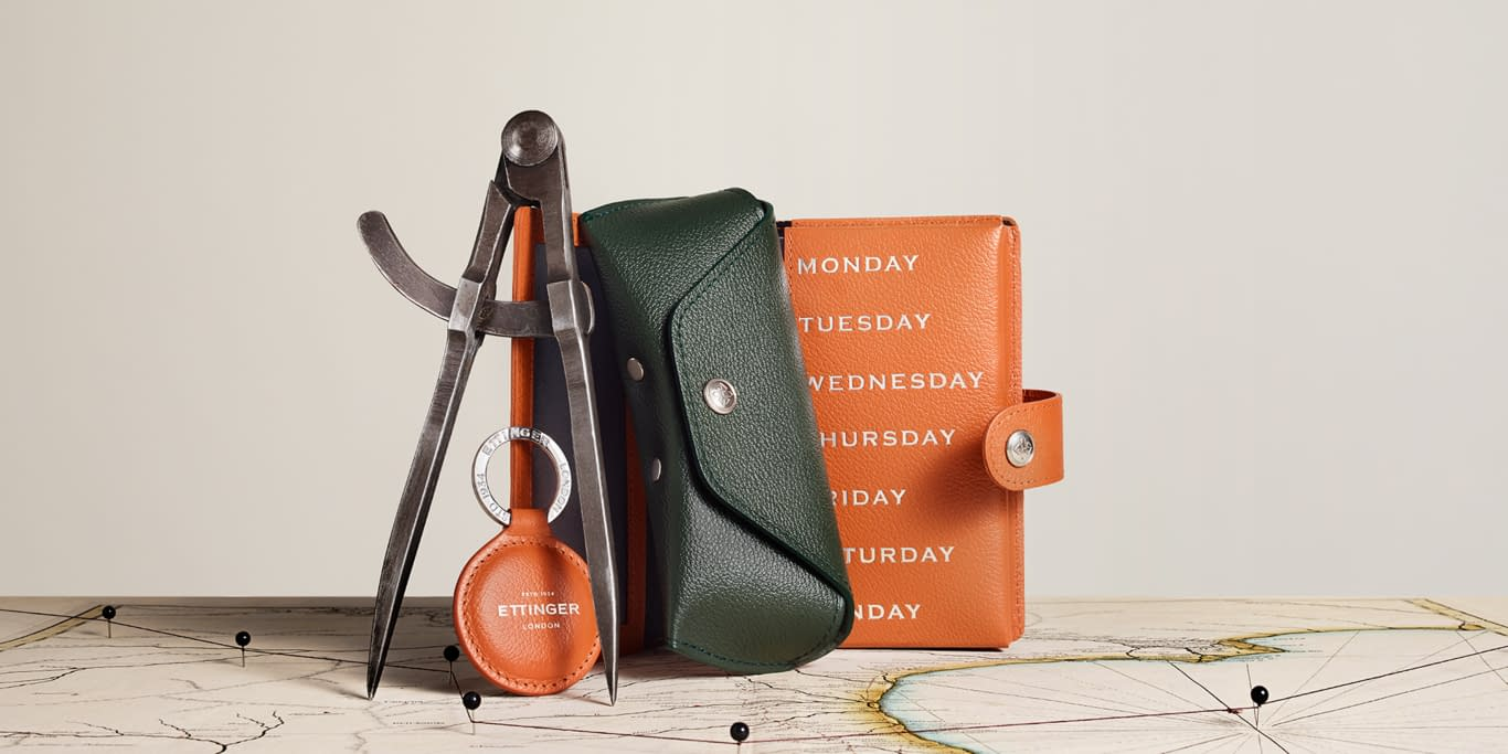 Fine leather gifts